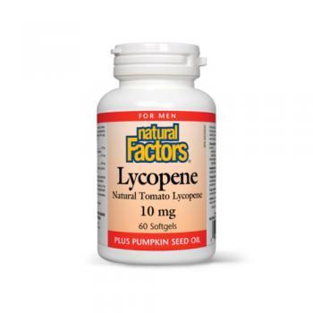 Lycopene forte 60 cps NATURAL FACTORS