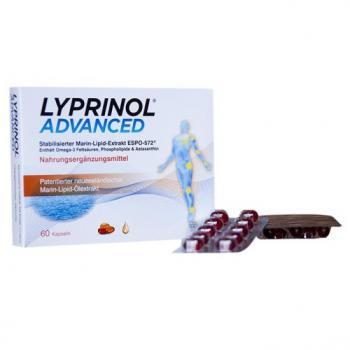 Lyprinol advanced 60 cps PHARMALINK