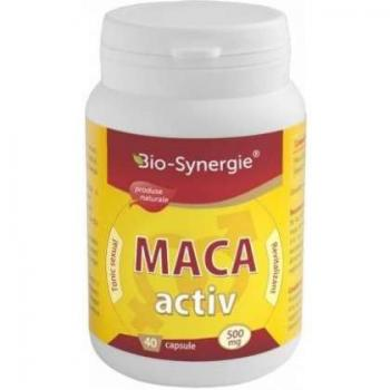 Maca activ 40 cps BIO-SYNERGIE