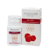 Macadamia raspberry bb cream