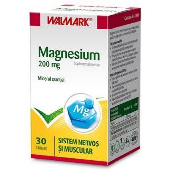 Magnesium 200mg 30 tbl WALMARK