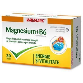 Magnesium+ b6 30 tbl WALMARK