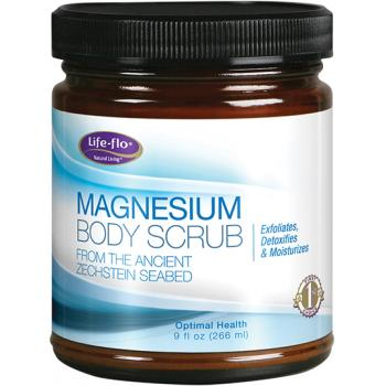 Magnesium body scrub 266 ml LIFE - FLO