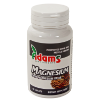 Magneziu 375 mg ADAMS SUPPLEMENTS