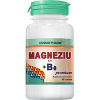 Magneziu 376+ b6 premium formula