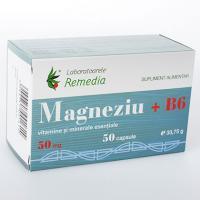 Magneziu + b6