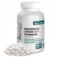 Magneziu citrat+vitamina b6