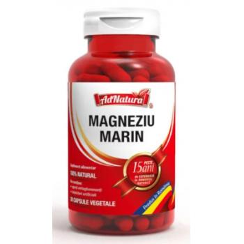 Magneziu marin  30 cps ADNATURA