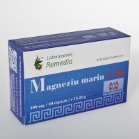 Magneziu marin + b6