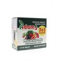Magneziu+b6 1+1… ADAMS SUPPLEMENTS