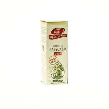 Solutie babycalm d104 30 ml MAMI SI BEBE