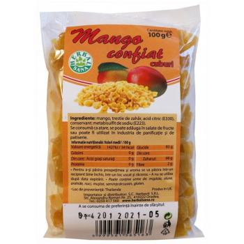 Mango confiat 100 gr HERBALSANA