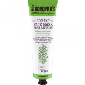 Masca de fata pentru diminuarea porilor unisex  75 ml DR. KONOPKA  S LITTLE HERBAL COMPANY