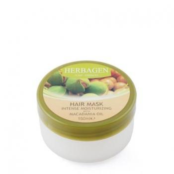 Masca de par cu ulei de macadamia 150 ml HERBAGEN