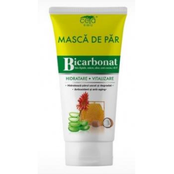 Masca de par pentru hidratare si vitalizare cu bicarbonat 150 ml CETA