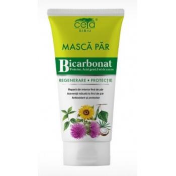 Masca de par pentru regenerare si protectie cu bicarbonat 150 ml CETA