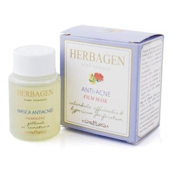 Masca filmogena antiacnee cu extract de galbenele si sunatoare 60 ml HERBAGEN