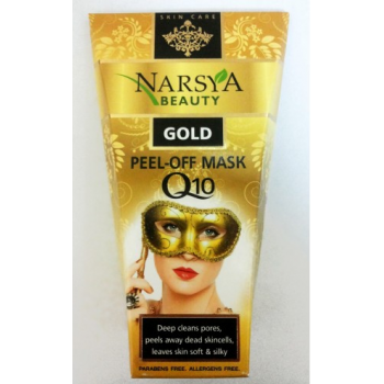 Masca peel-off antirid cu coenzima q10- ten matur 100 gr NARSYA