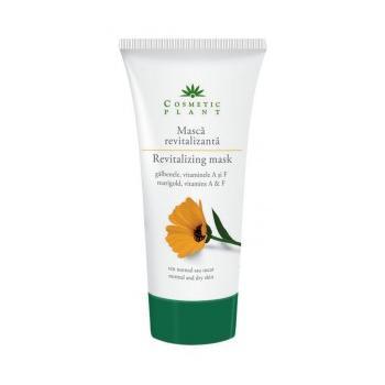 Masca revitalizanta cu extract de galbenele si vitaminele a si f 100 ml COSMETIC PLANT