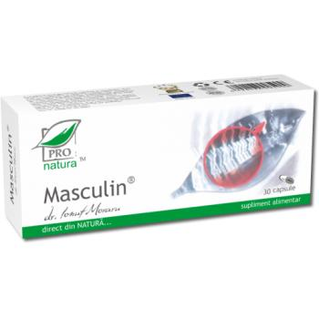 Masculin 30 cps PRO NATURA