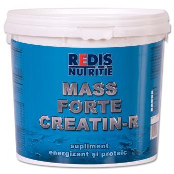 Mass forte creatin-r cu aroma de ciocolata 5 gr REDIS