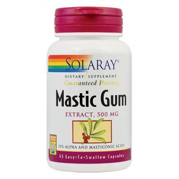 Mastic gum 45 cps SOLARAY