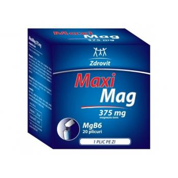 Maximag 375 mg 20 pl ZDROVIT