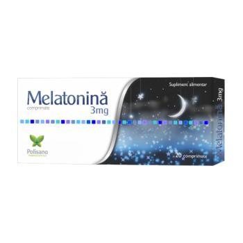 Melatonina 3 mg 20 cpr POLISANO