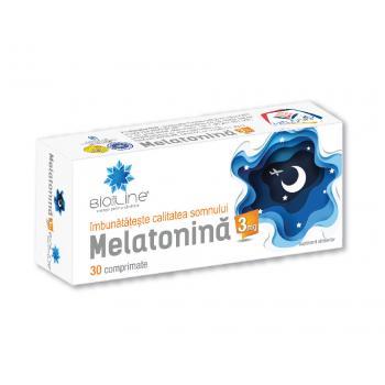 Melatonina 3mg  30 cps BIO SUN LINE