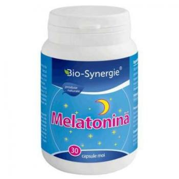 Melatonina 30 cps BIO-SYNERGIE