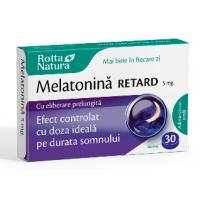 Melatonina retard 5mg