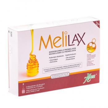 Melilax microclisma pentru adulti 60 ml ABOCA