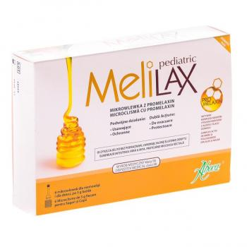 Melilax microclisma pentru copii 30 ml ABOCA