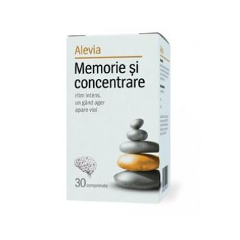 Memorie si concentrare 30 cpr ALEVIA