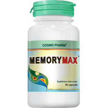 Memory max 30 cps COSMOPHARM