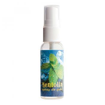 Mentolin-spray de gura 25 ml TRANSVITAL