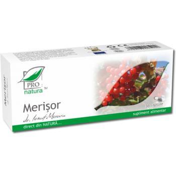 Merisor 30 cps PRO NATURA