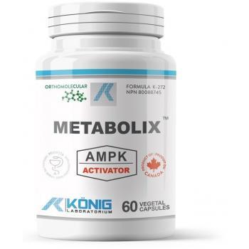 Metabolix ampk activator  60 cps FORMULA K