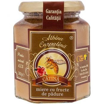 Miere cu catina si fructe de padure 360 gr ALBINA CARPATINA