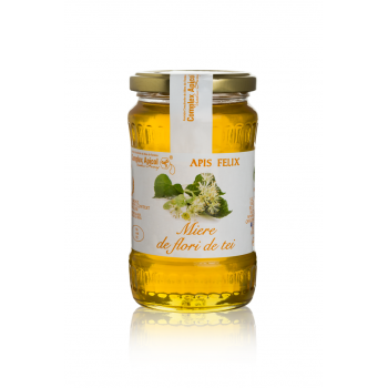 Miere din flori de tei 450 gr APIS FELIX