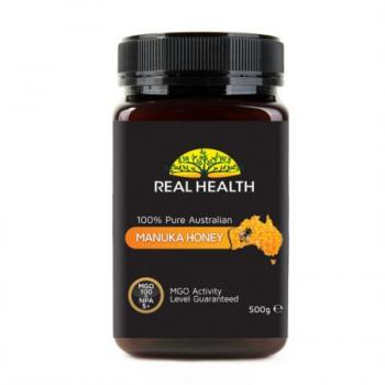 Miere manuka mgo 100 500 gr REAL HEALTH