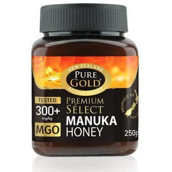 Miere manuka mgo 300  250 gr PURE GOLD