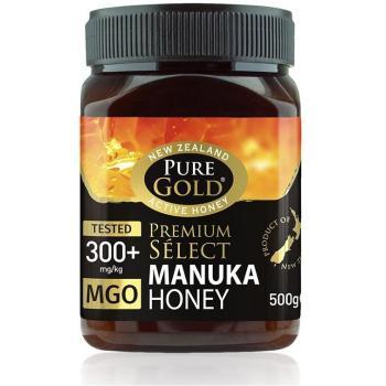 Miere manuka mgo 300  500 gr PURE GOLD