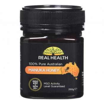 Miere manuka mgo 830 250 gr REAL HEALTH