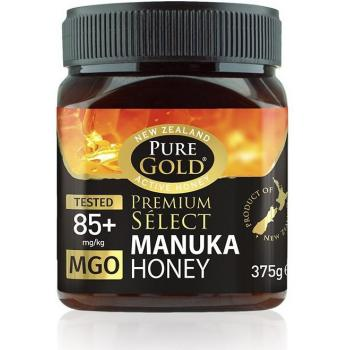 Miere manuka mgo 85  375 gr PURE GOLD