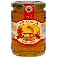 Miere poliflora 750gr APIMELIA