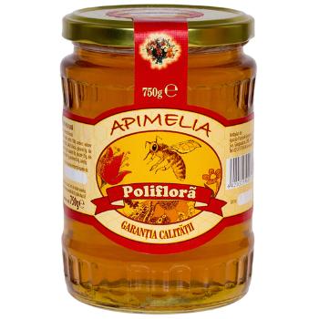 Miere poliflora 750 gr APIMELIA