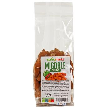 Migdale crude 100 gr SPRINGMARKT