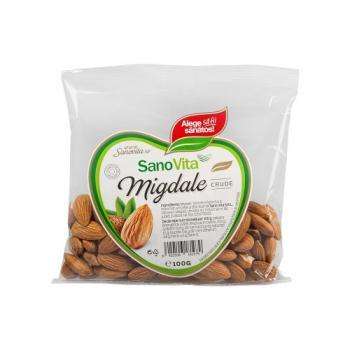 Migdale crude 100 gr SANO VITA