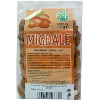 Migdale 100 gr HERBALSANA